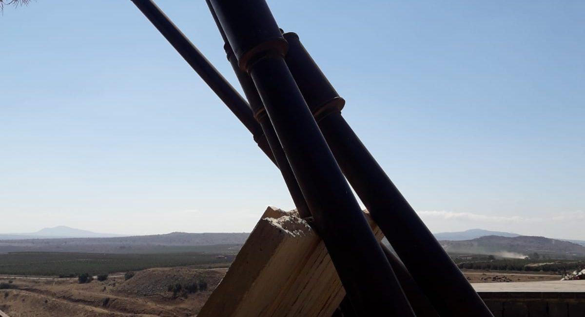 עז 77 - קרב עמק הבכא